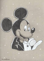 Mickey Mouse by Creative-Dreamr