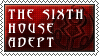 The 6th House Stamp by neoshizz