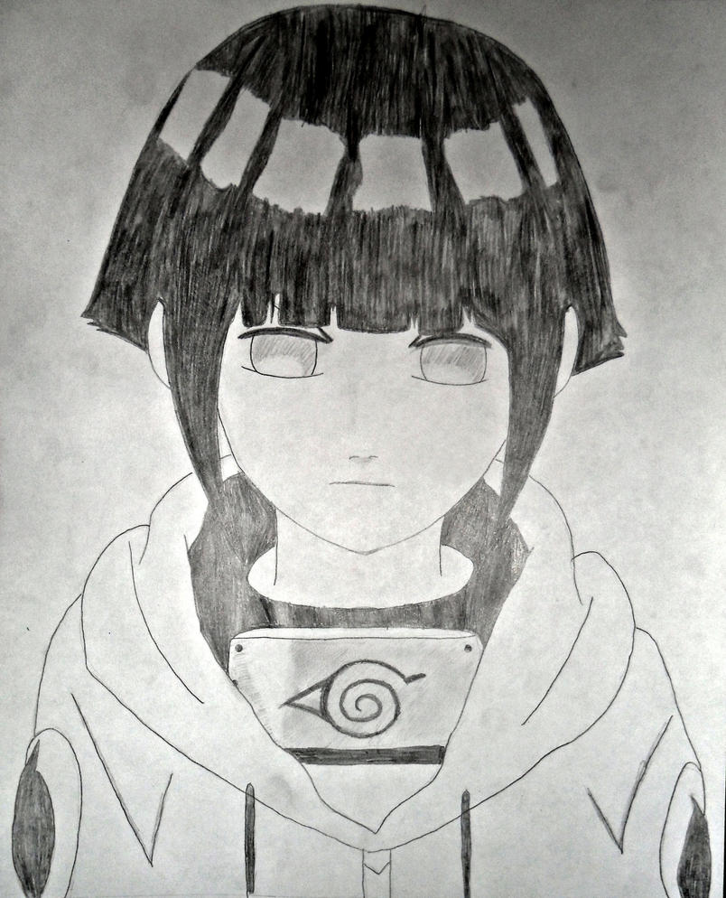 Hinata Hyuuga by Leeeh-Chan