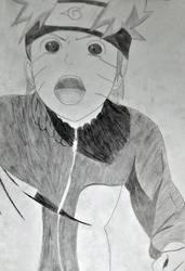 Naruto Uzumaki by Leeeh-Chan