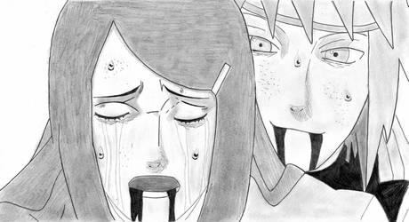 Minato and Kushina by Leeeh-Chan
