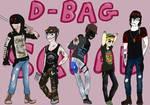 D-Bag Squadd 4lyf