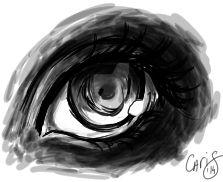 Eye by screamingsnake