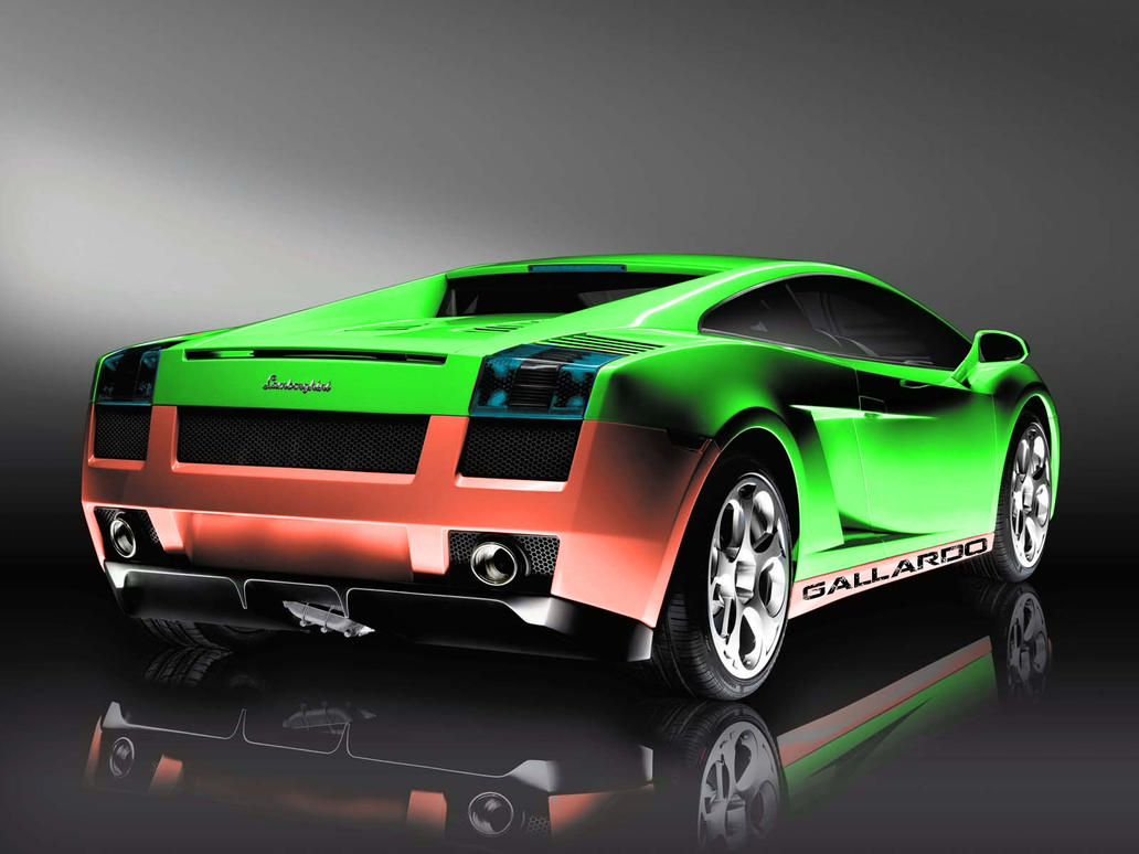 Lamborghini Gallardo Custom by