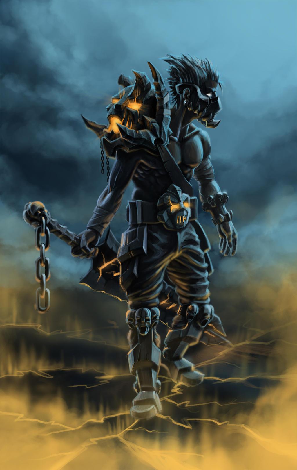 Warrior by 19MiM90
