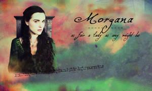Morgana le Fay by BeautyLikeNight