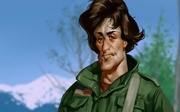 Rambo Fin by Grobi-Grafik