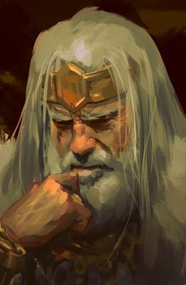 King Conan by Grobi-Grafik