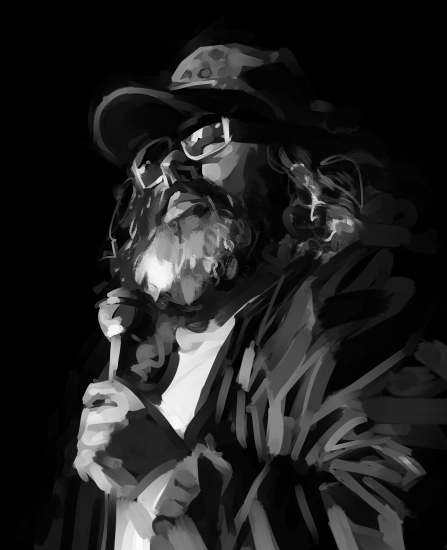 Judah Friedlander by Grobi-Grafik
