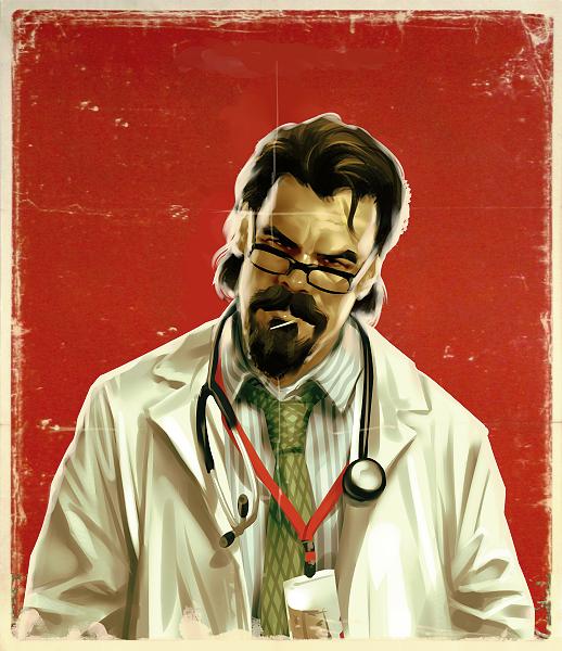 Doc Block by Grobi-Grafik