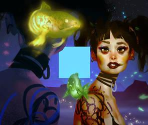 Love, Death + Robots by Grobi-Grafik