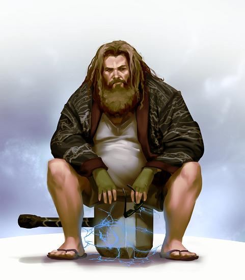 The Big Lebowski by Grobi-Grafik