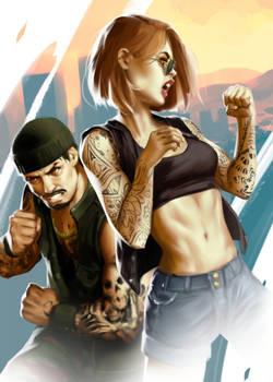 GTA Rocker