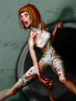Zombie Leeloo