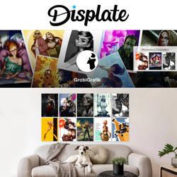 Displate-Shop! :)