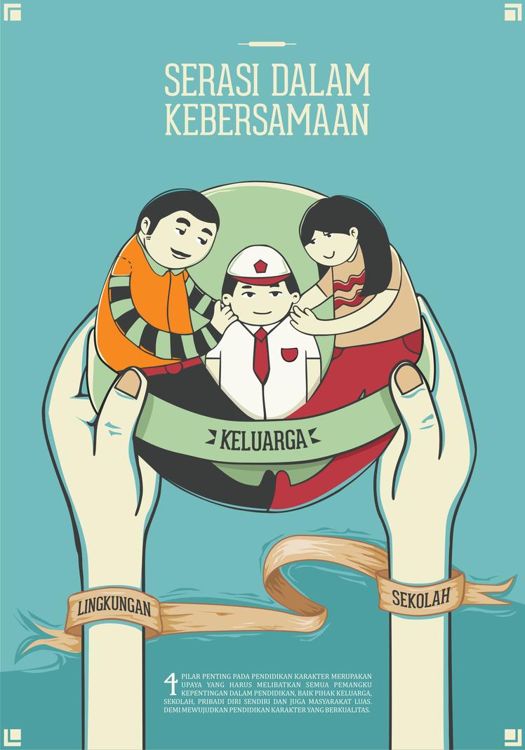 4 Pilar Pendidikan by MrCarik