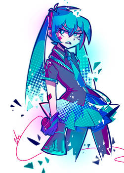 Love is War Miku (style 2)