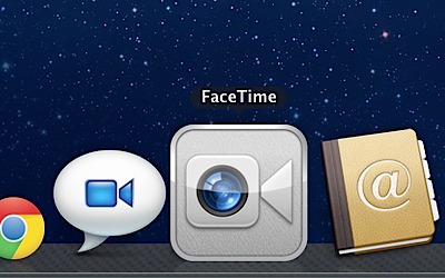 FaceTime 512x512 by Macuser64