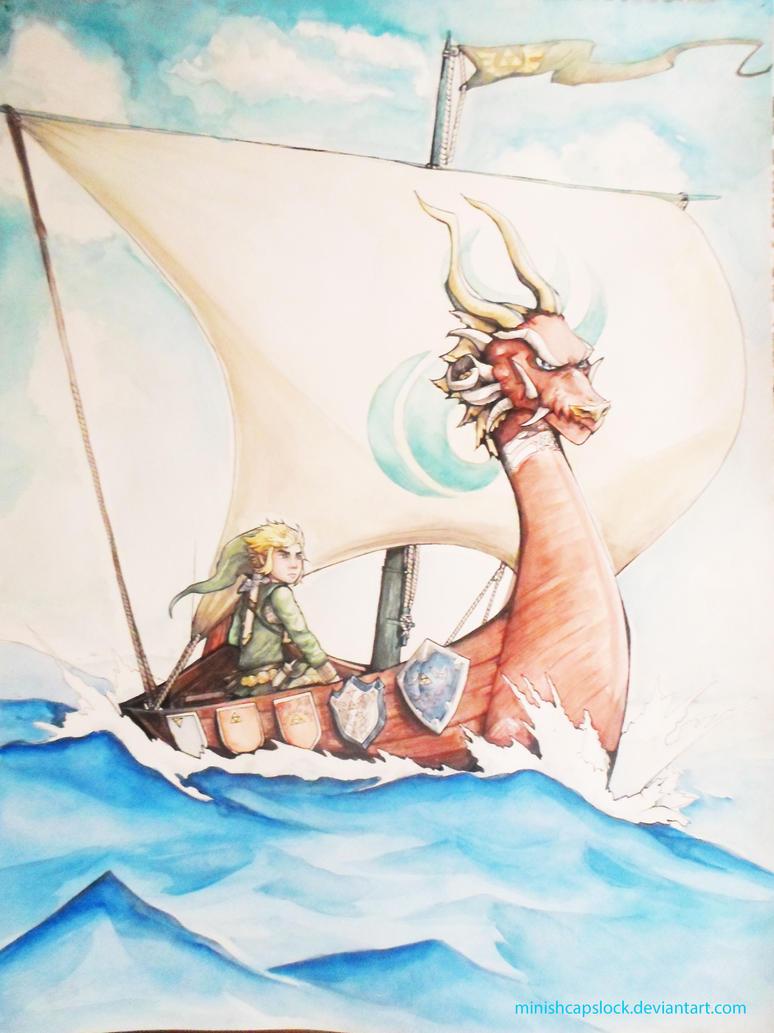 Viking Link by MinishCapsLock