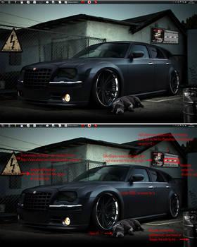 Parking 2011 - Crysler 300c