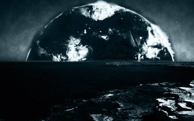 Light in night -Burning Coast- by ezio
