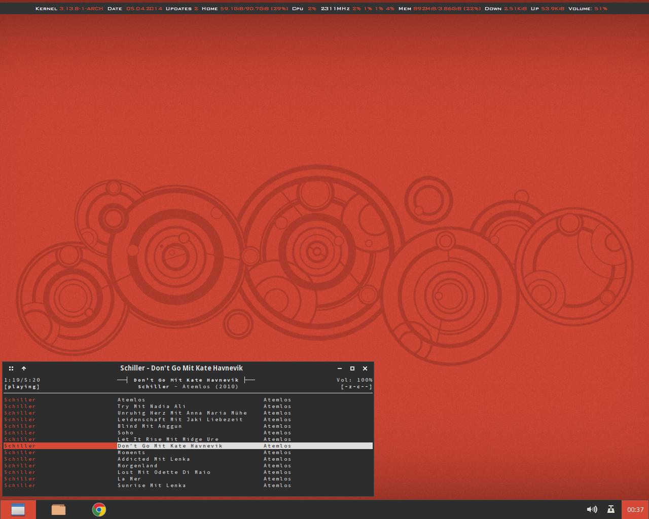 Numix Openbox by Localizator