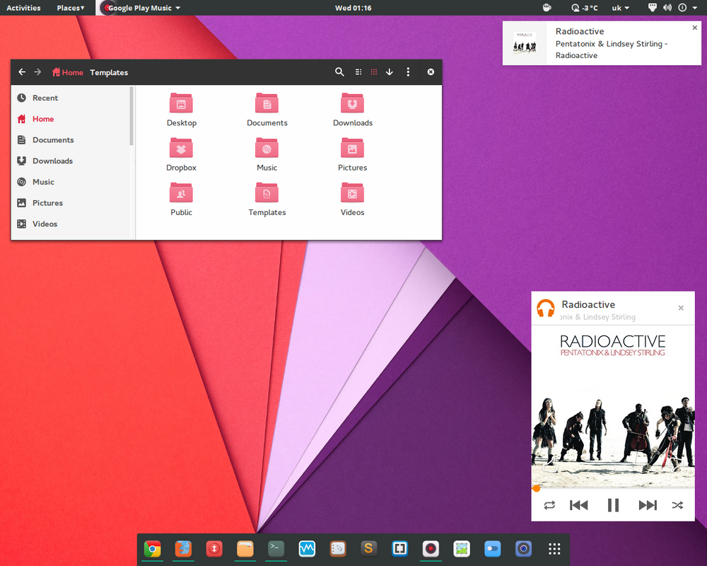 My Desktop by Localizator
