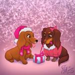Coco and Chili Christmas 2018
