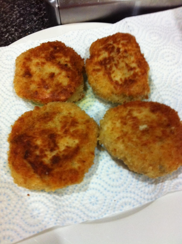 how to make chicken patties
