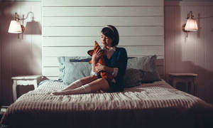 Girl (Le Petit Prince 2015) by Luna
