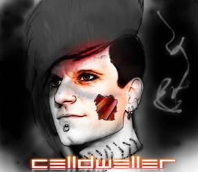 celldweller  -w- by xShiinax