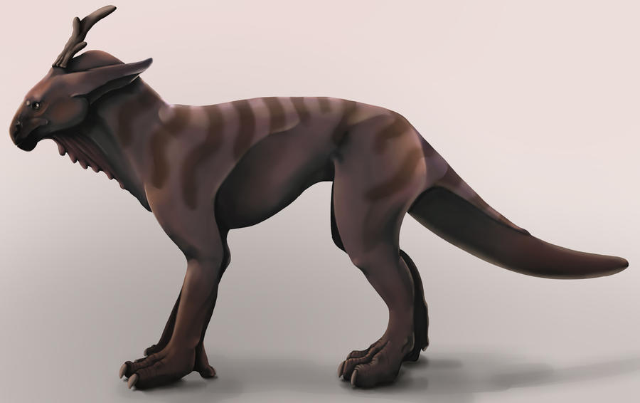Creature design by emire-gull