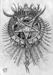 Satanic logo
