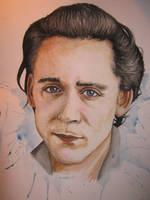 Tom Hiddleston by Kaprasis