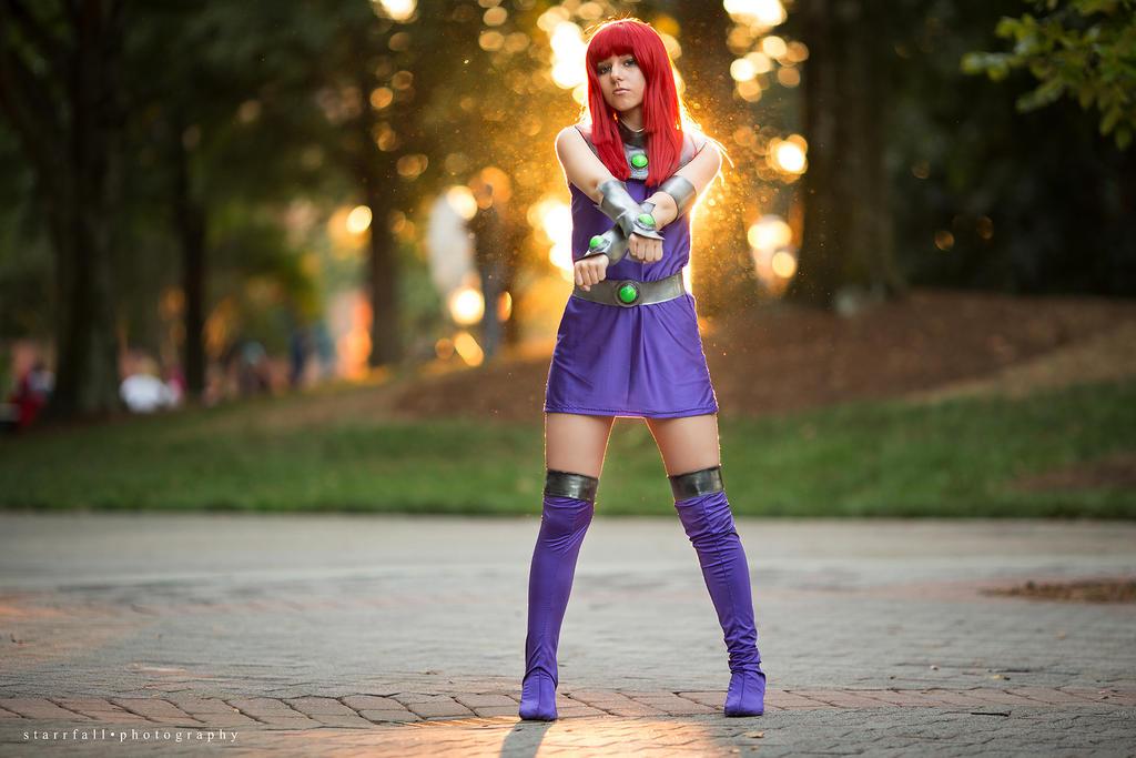 Starfire [ Teen Titans ] by BloodxButterfly on DeviantArt