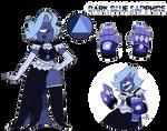 Gem Adopt / Dark Blue Sapphire (CLOSED)