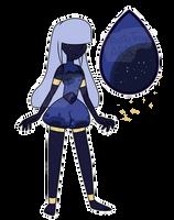 Gem adopt / Royal Lapis Lazuli ( closed) by TrustyArts