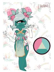 Gem Adopt / Green Bloom Sapphire (closed)