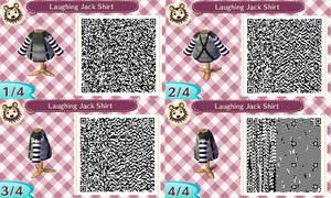 Animal Crossing New Leaf Laughing Jack Shirt