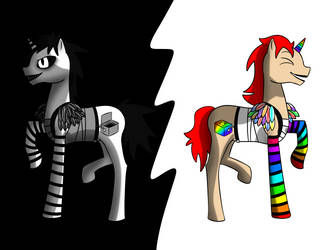 MLP/CP Laughing Jack