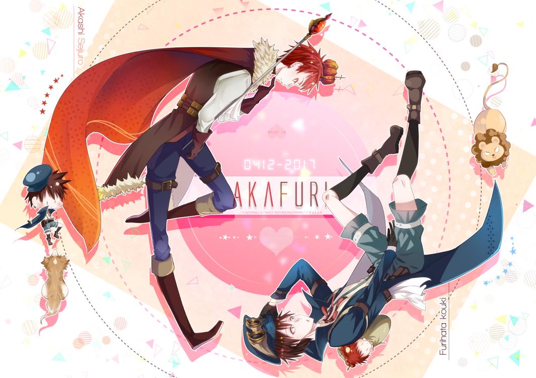Akafuri Fanfic [ตลาดใหญ่™]