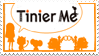 TinierMe stamp by Terrterr