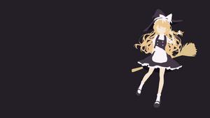 Minimalist Kirisame Marisa| Touhou