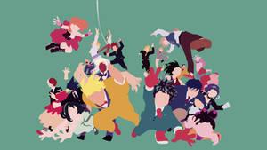 All Might and Class 1-A| Boku no Hero Academia