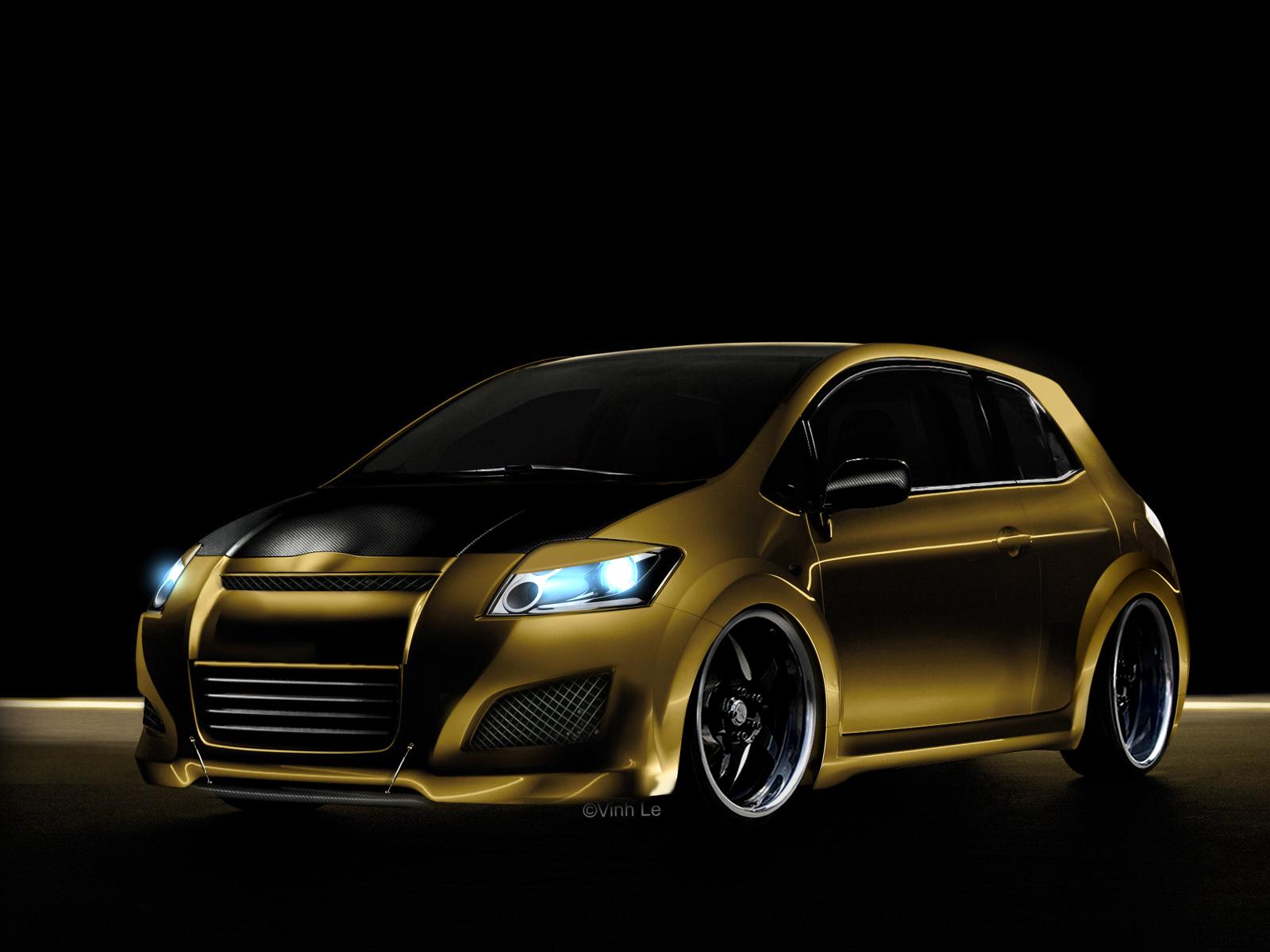 Mot : Toyota auris concept - Images, définitions et Exemples