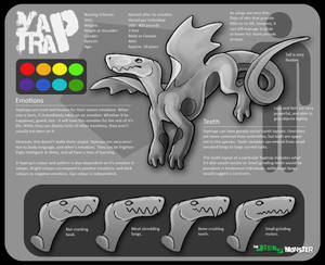 OPEN SPECIES - Yaptrap