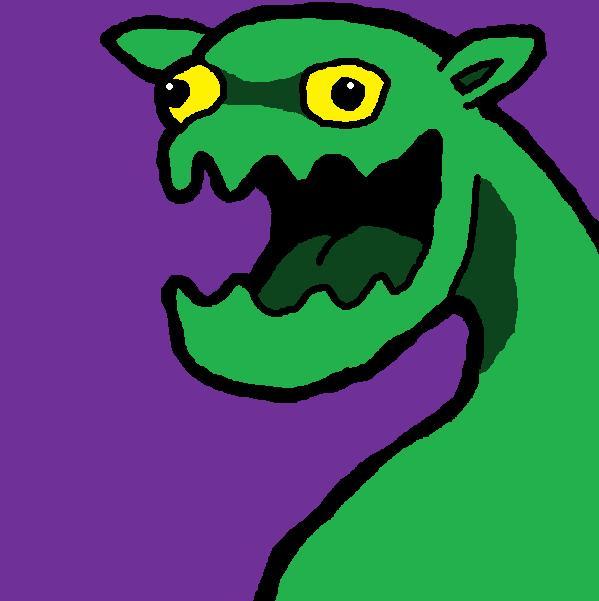 Jiggy Monster (Original) by TheJiggyMonster