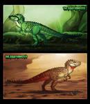 T-Rex Adoptable Sheet - CLOSED