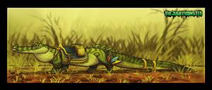 Crocodile Mount - CLOSED
