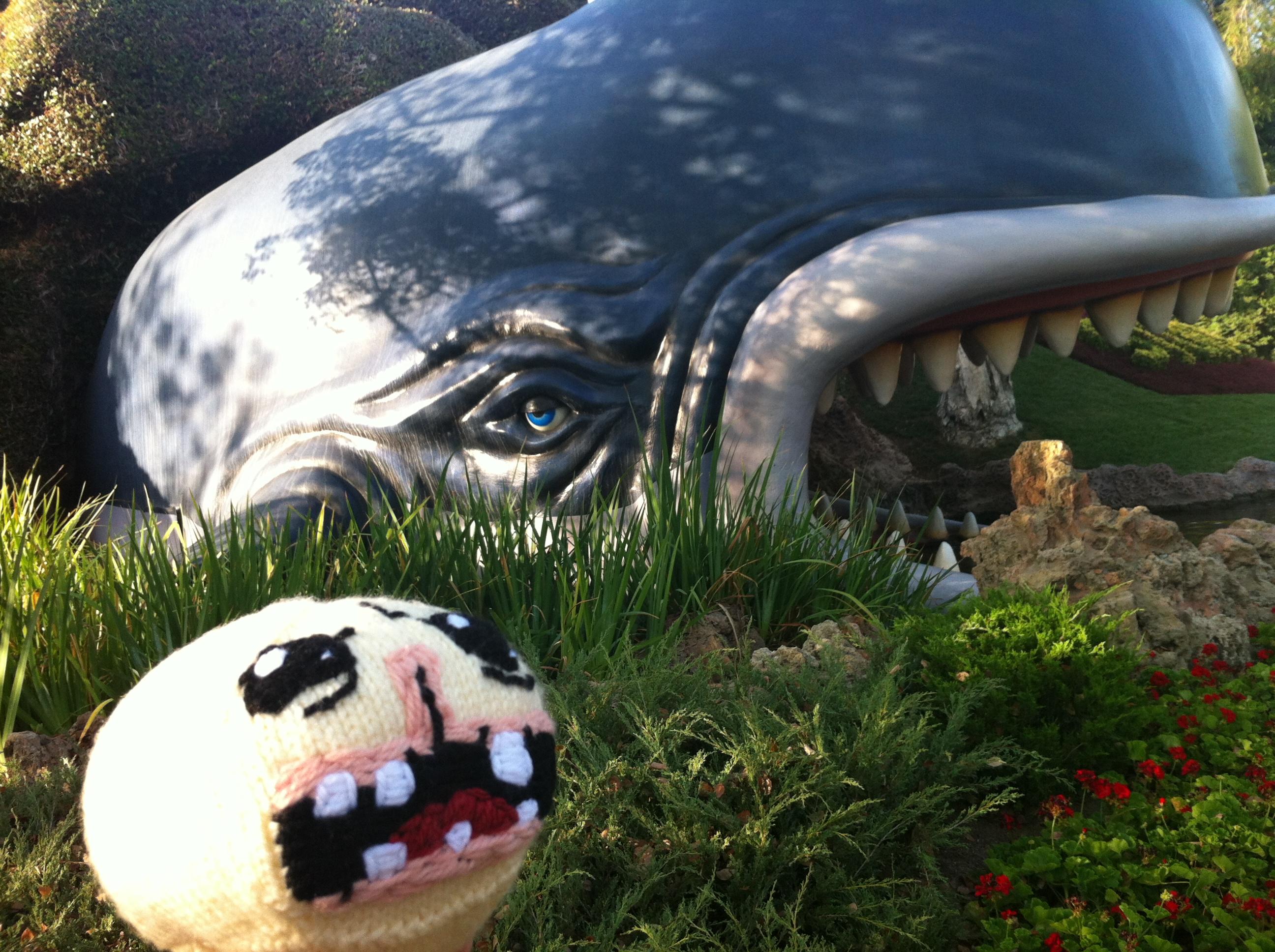 Monstro meets Monstro by LuigiFan00001